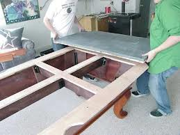 Pool table moves in Spartanburg South Carolina