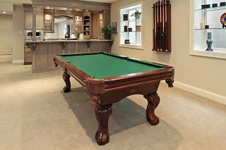Pool Table Installers SOLO® of Spartanburg are backed by the ABIA